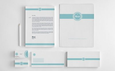 Inspirasi Desain Business Stationery